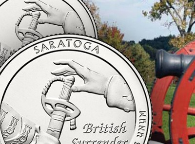 FREE Collectible Saratoga Quarter from Great Expectations
