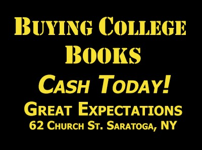 Great Expectations - Buying Your Old College Books!