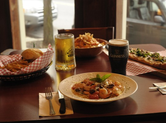 Get $10 OFF your 10th Lunch at the Brickyard Tavern & Grill