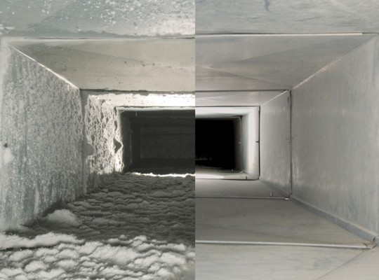 FREE* Air Duct Cleaning from Simons Heating and Cooling