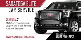 Saratoga Elite Car Service