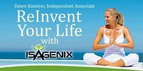 Reinvent Your Life with Isagenix