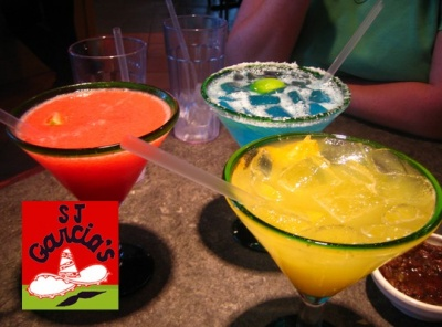 Get your 10th Margarita FREE at SJ Garcia's in Lake George